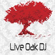 Live Oak DJ, Austin Texas logo